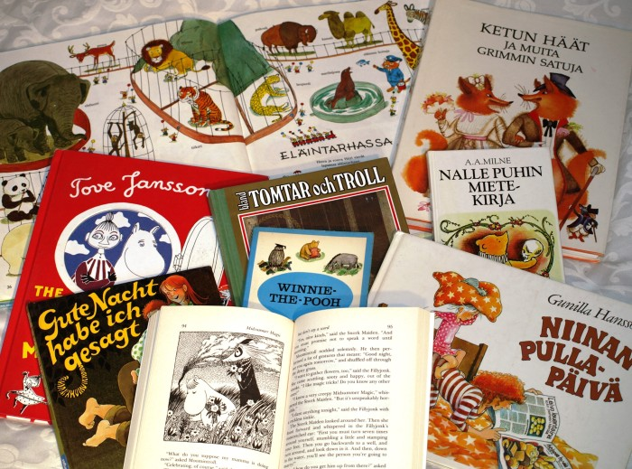 Bilingual children – why reading is important, part 1 of 3